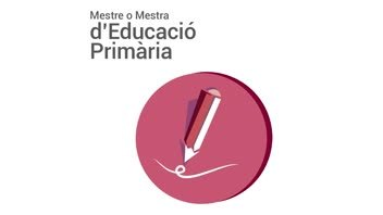 Imatge Vídeo Grau en Mestre o Mestra d'Educació Primària