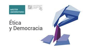 Imatge vídeo Màster Universitari en Ètica i Democràcia