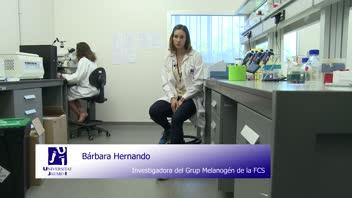 Investigació UJI sobre melanoma