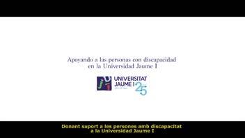 Imatge Vídeo Pla d'Atenció a la Diversitat 25 aniversari