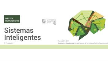 Vídeo Màster Universitari en Sistemes Intel·ligents (Pla de 2013)